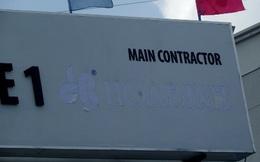 Hiện trường vụ sập giàn giáo công trình Mapletree Business Centre làm 3 người chết