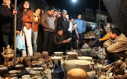 Nhiều doanh nghiệp bất động sản đi lễ chùa cầu may đầu Xuân
