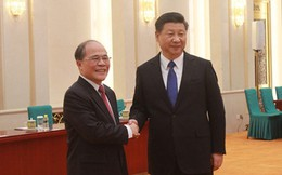 Báo chí Trung Quốc đưa đậm nét về chuyến thăm của Chủ tịch Quốc hội