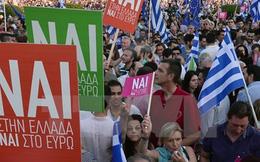 Hy Lạp chấp thuận những điều kiện khắc nghiệt của giới chủ nợ