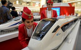 Indonesia bỏ đường sắt cao tốc, nhà thầu Trung Quốc về tay không