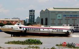 Sắp có tàu cao tốc triệu đô chạy tuyến TP.HCM – Vũng Tàu