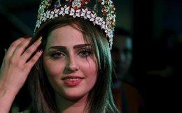 Tân Hoa hậu Iraq bị doạ bắt cóc nếu không gia nhập IS