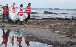 Italy cứu hơn 1.500 người di cư ngoài khơi biển Libya