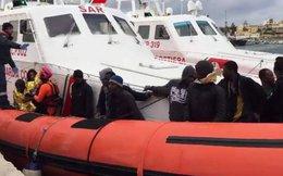 Chìm tàu ở Địa Trung Hải, hơn 300 người mất tích