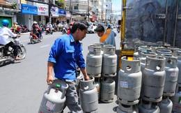 Giá gas tiếp tục giảm 8.000 đồng/bình