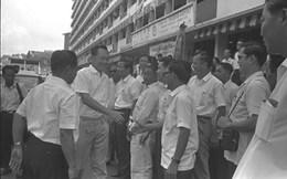 """Dân Singapore gọi Lý Quang Diệu là """"người cha vĩ đại"""""""