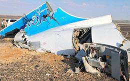 Máy bay Nga rơi ở Ai Cập do IS đổi mục tiêu