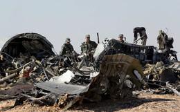 Nga thừa nhận máy bay rơi ở Ai Cập do đánh bom khủng bố