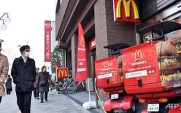 Phát hiện nhựa trong ly trà xanh của McDonald's Nhật Bản