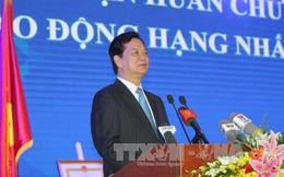 Thủ tướng Nguyễn Tấn Dũng mong ngành chứng khoán nỗ lực để phát triển mạnh và bền vững