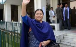 Nepal có nữ tổng thống đầu tiên