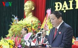 Ông Nguyễn Văn Hùng được bầu làm Bí thư Tỉnh ủy Quảng Trị