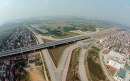Không cấp phép xây dựng hai bên tuyến đường Nhật Tân - Nội Bài