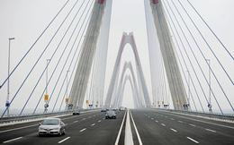 Tuyến đường nối Nhật Tân với trung tâm Ba Đình sẽ đi ngoài đê sông Hồng