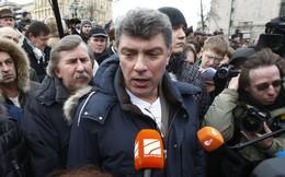 Lãnh tụ đối lập Nga Nemtsov bị bắn chết