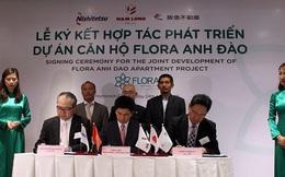 NLG cùng 2 nhà phát triển BĐS Nhật đầu tư 500 tỷ đồng vào dự án Flora Anh Đào