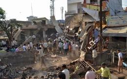 Săn lùng nghi can gây nổ ở Ấn Độ, 100 người chết