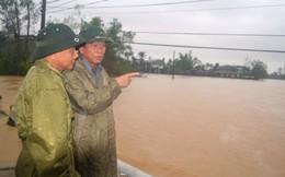 Báo cáo Bộ Chính trị việc bí thư Tỉnh ủy Quảng Nam xin nghỉ