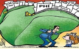 Dự thảo luật phí và lệ phí: Sẽ khắc phục tình trạng phí chồng chéo?