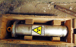 Khẩn trương truy tìm nguồn phóng xạ bị mất