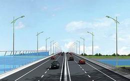 Xây dựng cầu Việt Trì - Ba Vì