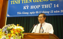 Thủ tướng phê chuẩn nhân sự 4 tỉnh Tiền Giang, Cà Mau, Gia Lai và Đà Nẵng