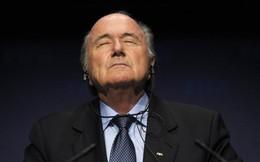 """Chủ tịch FIFA Sepp Blatter """"gây sốc"""" khi tuyên bố từ chức"""