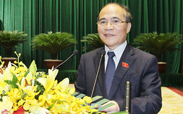 Ông Nguyễn Sinh Hùng làm Chủ tịch Hội đồng Bầu cử Quốc gia