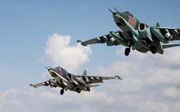 Nga không kích dữ dội chưa từng thấy vào khu vực Su-24 bị bắn