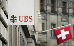 Ngân hàng Thụy Sĩ được hậu thuẫn mạnh mẽ từ dòng vốn nước ngoài