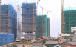 Hiểm họa khôn lường từ công trình cao tầng tại Hà Nội