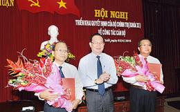 Bộ LĐTBXH có tân Thứ trưởng; Bình Thuận có Bí thư mới