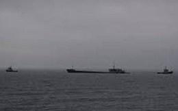 Lại xảy ra sự cố giữa các tàu Nga và tàu Thổ Nhĩ Kỳ ở Biển Đen