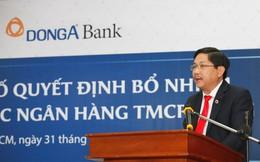 Giám đốc chi nhánh VietinBank về làm Tổng giám đốc DongA Bank