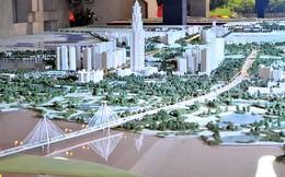 Quy hoạch xây tháp tài chính cao 108 tầng bên kia cầu Nhật Tân