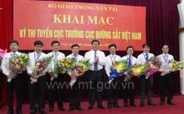 Cục phó Đường sắt đạt điểm cao nhất trong thi tuyển Cục trưởng