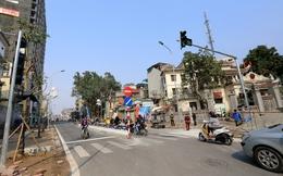 Thông xe tuyến đường Trần Phú nối Kim Mã dài hơn 400m