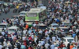 TP.HCM tính thu phí xe hơi tăng từ 2 triệu lên 11 triệu đồng