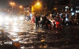 Đường thành sông, bé gái 11 tuổi tử vong trong cơn mưa