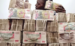 Zimbabwe loại bỏ đồng nội tệ vì siêu lạm phát