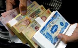 Sôi động dịch vụ đổi tiền lẻ, tiền mới