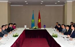 VN chào đón các đối tác Kazakhstan tham gia dự án dầu khí