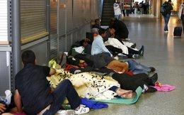 Thành phố Munich củaĐức quá tải vì người tị nạn