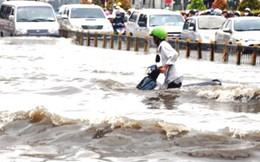 TP.HCM đề xuất dùng gần 10.000 tỷ đồng vốn Nhà nước để chống ngập
