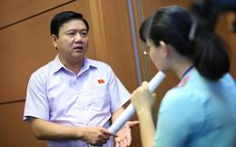 """Bộ trưởng Đinh La Thăng: """"Sớm nhất là năm 2018 mới thi công dự án Long Thành"""""""