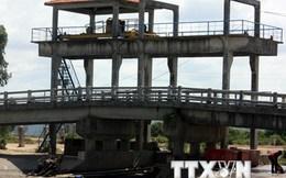 Kiên Giang đầu tư hơn 262 tỷ đồng xây cống thủy lợi Kênh Cụt