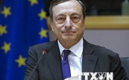 ECB quyết định giữ nguyên mức lãi suất cơ bản thấp kỷ lục