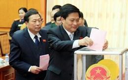 Bầu một số chức danh chủ chốt của HĐND và UBND tỉnh Lạng Sơn