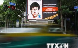 Cảnh sát Thái sang Malaysia xác minh nghi phạm đánh bom ở Bangkok